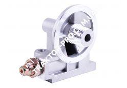 Кронштейн масляного фильтра с клапаном тип2 КМ385ВТ DongFeng 240/244, Foton 240/244, Jinma 240/244