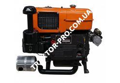 Двигатель Файтер ZS1115E с электростартером