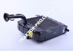 Радиатор KM130/138 (Xingtai 24B, Shifeng 244, Taishan 24)
