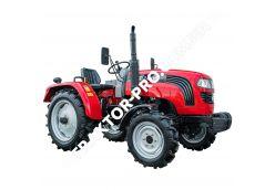 Трактор FT244H (3 цил., ГУР, КПП (4+1)х2, колеса 6.50х16/9,5х24, блокировка дифференциала )