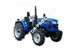 Трактор FT244HRX (3 цил., ГУР, КПП (4x2)+(4x2), колеса 6.50х16/11,2х24, блокировка дифференциала )