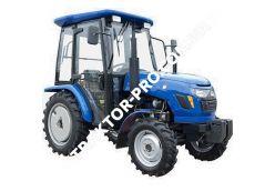 Трактор DW 404DRС (4 цил, 7,50-16/11,2-24, КПП(8+8), 2ух дисковое сцепление)