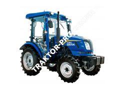 Трактор 404DHLC (Donfeng) (гидроусилитель руля, комбинированная приб. панель, сиденье на пружине)