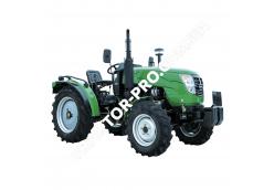 Трактор DW404АD (4 цил, доп. грузы, 7,50-16/11,2-24, 2ух дисковое сцепление)