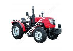 Трактор DW404А (4 цил, доп. грузы, 7,50-16/11,2-24)