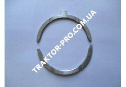 Вкладыши упорные коленчатого вала к-т (2 поз) 4L22BT