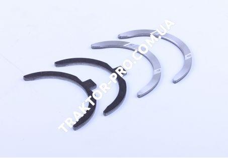 Вкладыши упорные верхний+нижний STD КМ385ВТ (DongFeng 240/244, Foton 240/244, Jinma 240/244)