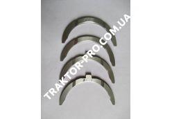 Вкладыши коренные упорные (4 поз) QC 495 T50 ДТЗ-504