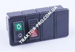 Переключатели приборной доски правые Foton 354/404