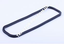 Прокладка крышки головки блока цилиндров КМ385ВТ (DongFeng 240/244, Foton 240/244, Jinma 240/244)