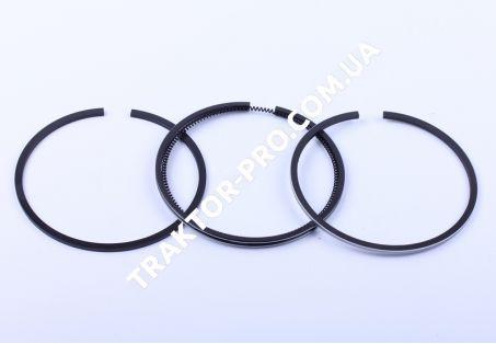 Кольца поршневые к-т D-100mm DLH-1100 (Xingtai 160)