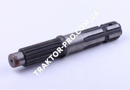 Вал карданный зад моста L-231mm, Z-6/16 Jinma 200/204/240/244