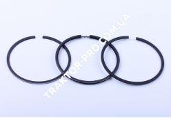 Кольца поршневые к-т D-95mm TY295 (Xingtai 220/224)