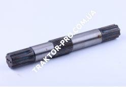 Вал гидравлики подъемный Z-8/31/8 L-355mm Foton 244, ДТЗ 244, Jinma 244/264
