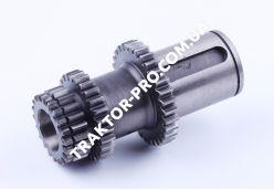 Шестерня 3-4 передачи КПП L-155mm, Z-20/26/31 Jinma 200/204/240/244
