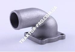 Крышка термостата КМ385ВТ (DongFeng 240/244, Foton 240/244, Jinma 240/244)
